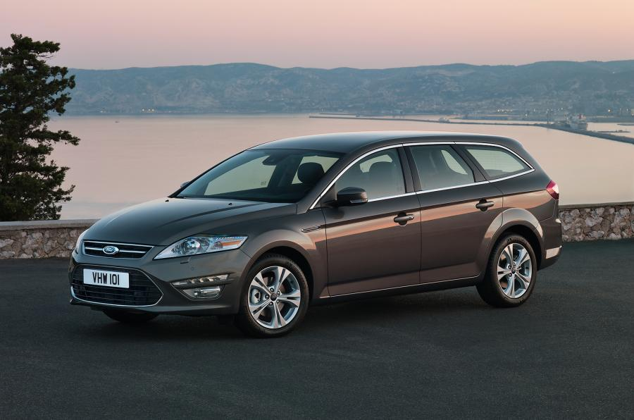 2007 Ford Mondeo #25