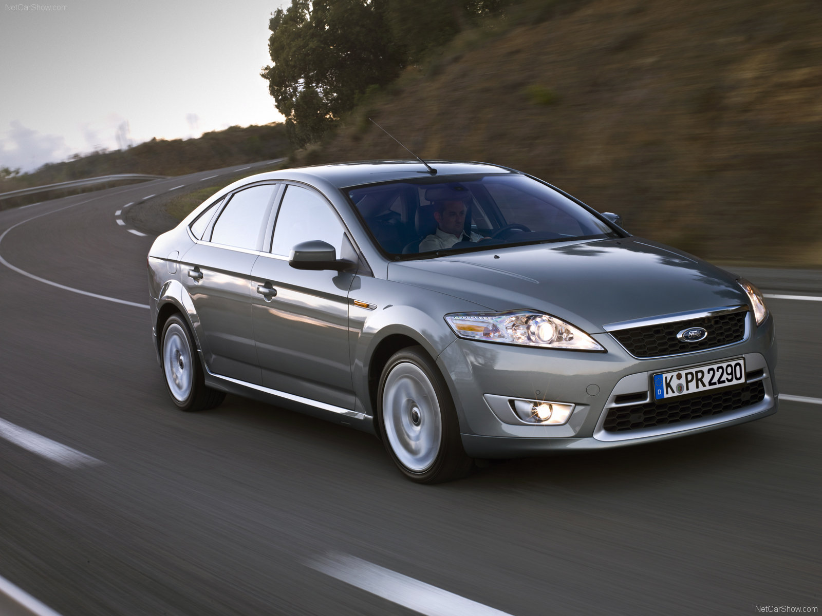 2007 Ford Mondeo #21