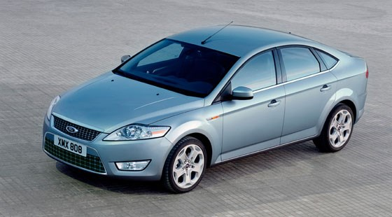 2007 Ford Mondeo #19