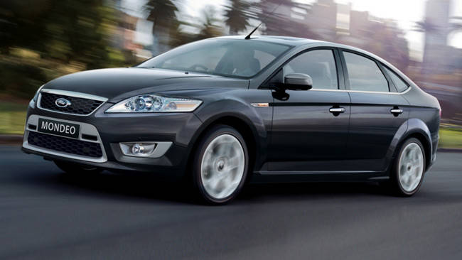 2007 Ford Mondeo #24