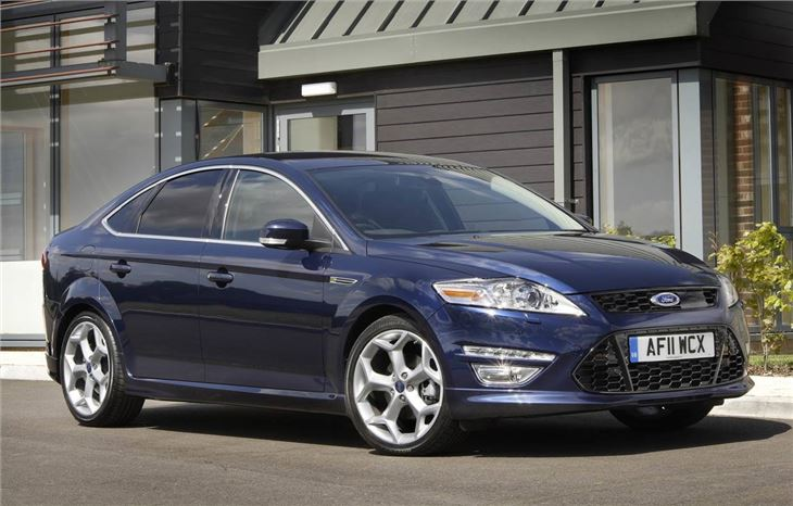 2007 Ford Mondeo #17