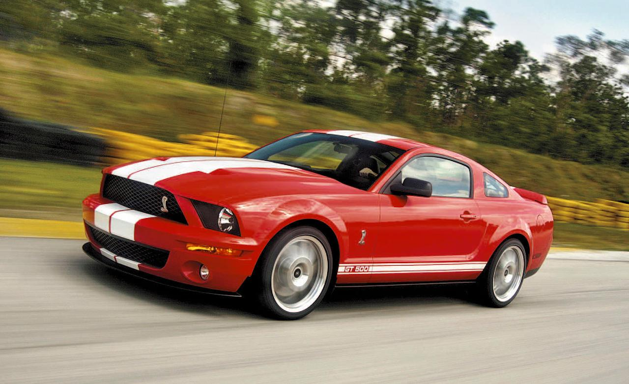 2007 Ford Mustang Photos, Informations, Articles - BestCarMag.com