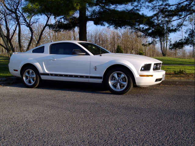 2007 Ford Mustang #17