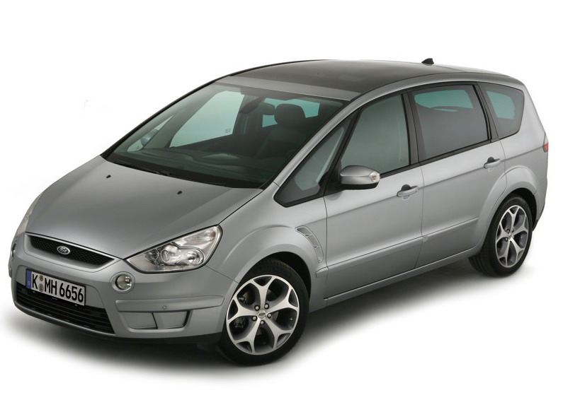 2007 Ford S-Max #15