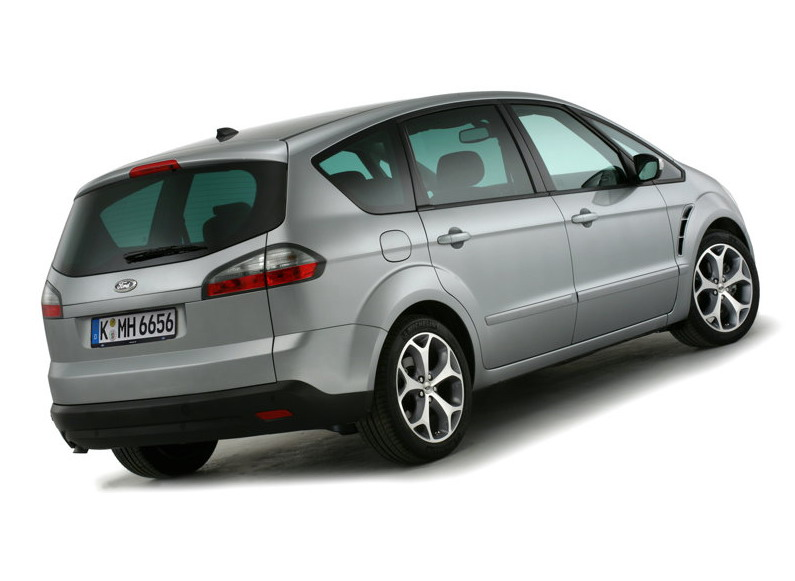 2007 Ford S-Max #19