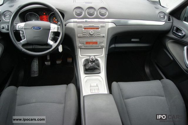 2007 Ford S-Max #20