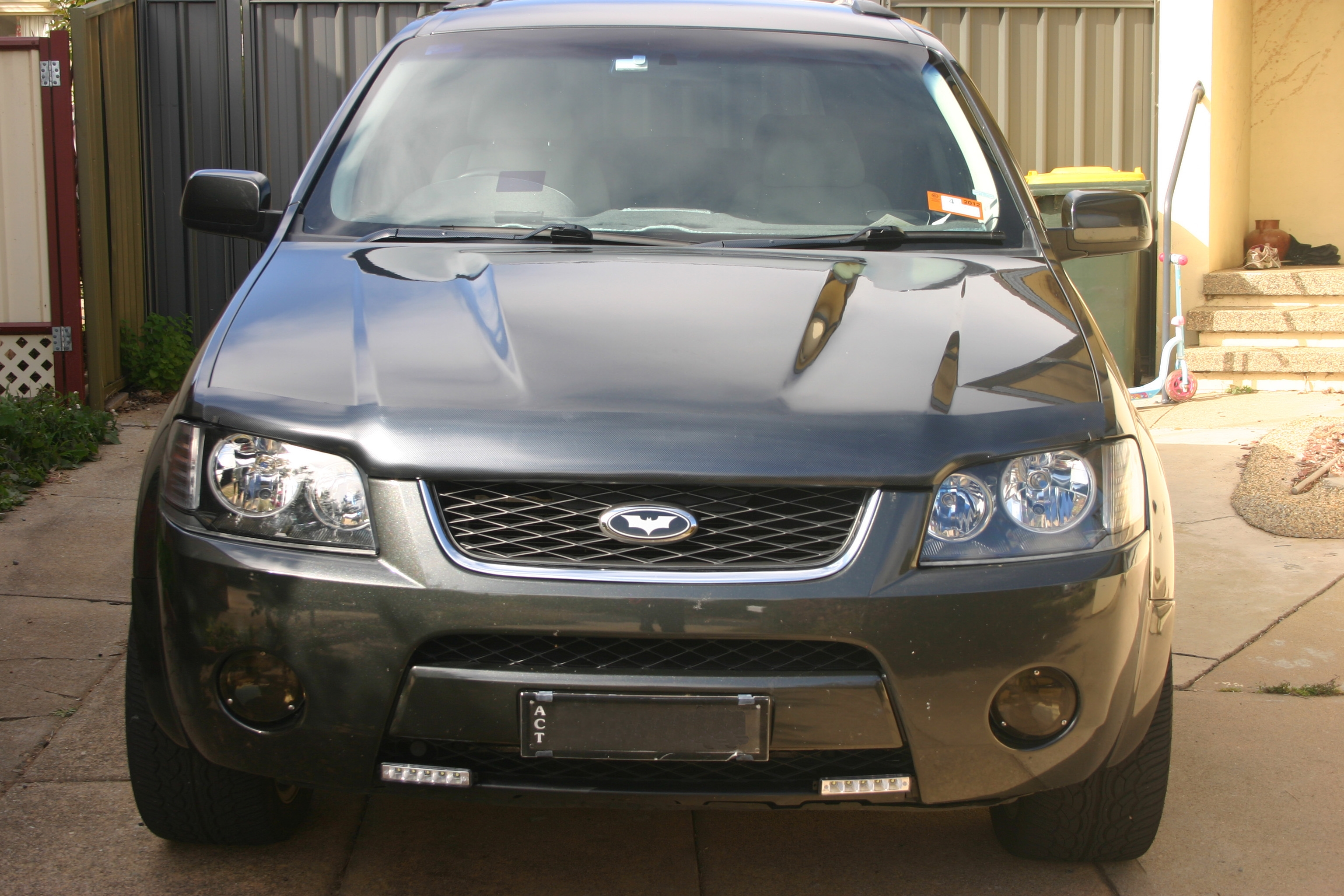 2007 Ford Territory #20