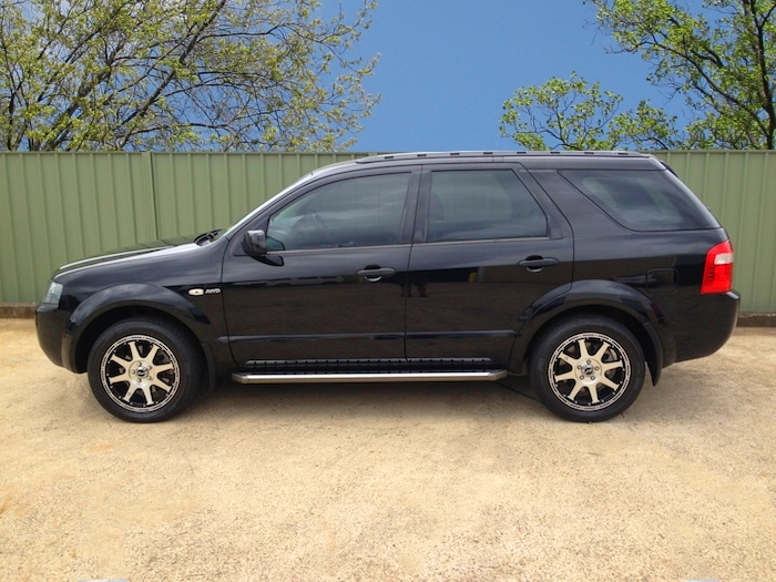2007 Ford Territory #19