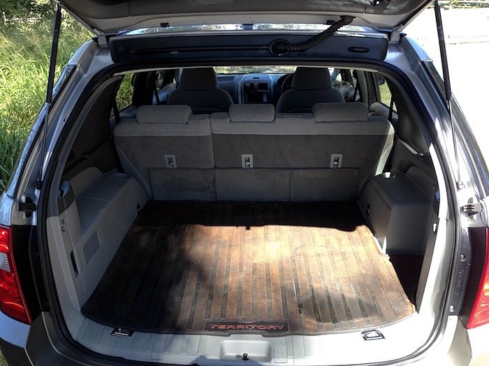 2007 Ford Territory #18