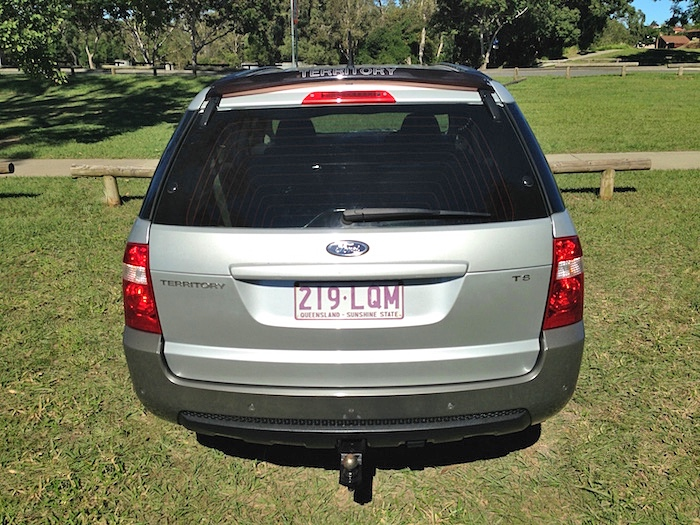 2007 Ford Territory #17