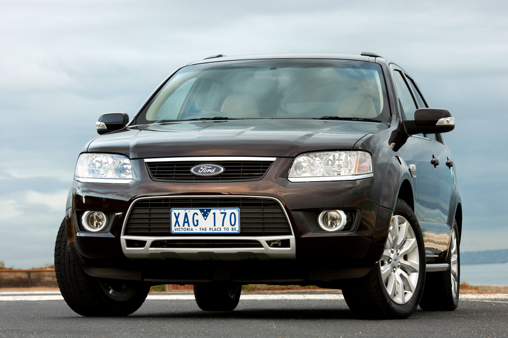 2007 Ford Territory #21
