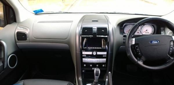 2007 Ford Territory #22