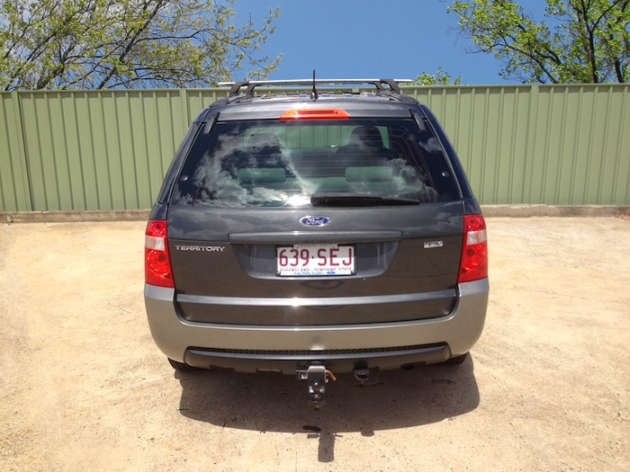 2007 Ford Territory #24