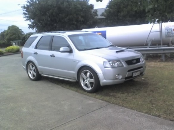 2007 Ford Territory #26