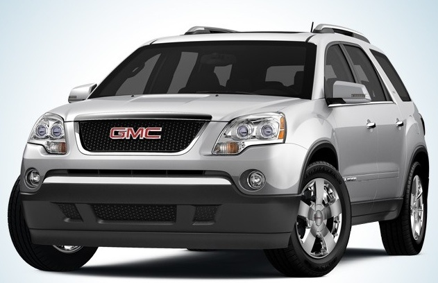 2007 gmc acadia photos informations articles. Black Bedroom Furniture Sets. Home Design Ideas