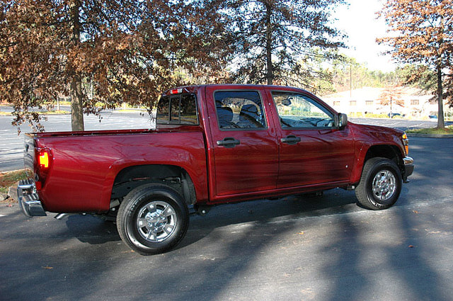 2007 GMC Canyon #19