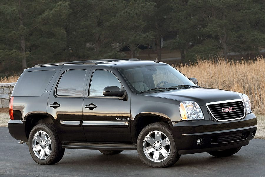 2007 GMC Yukon Photos, Informations, Articles - BestCarMag.com