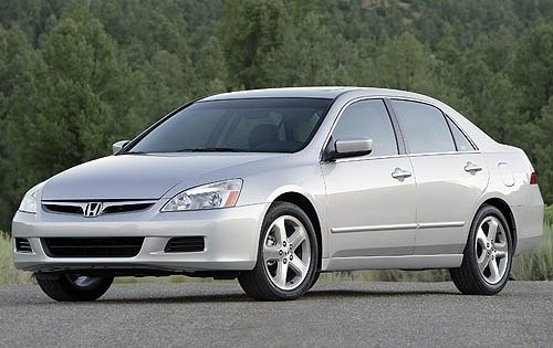 2007 Honda Accord #16