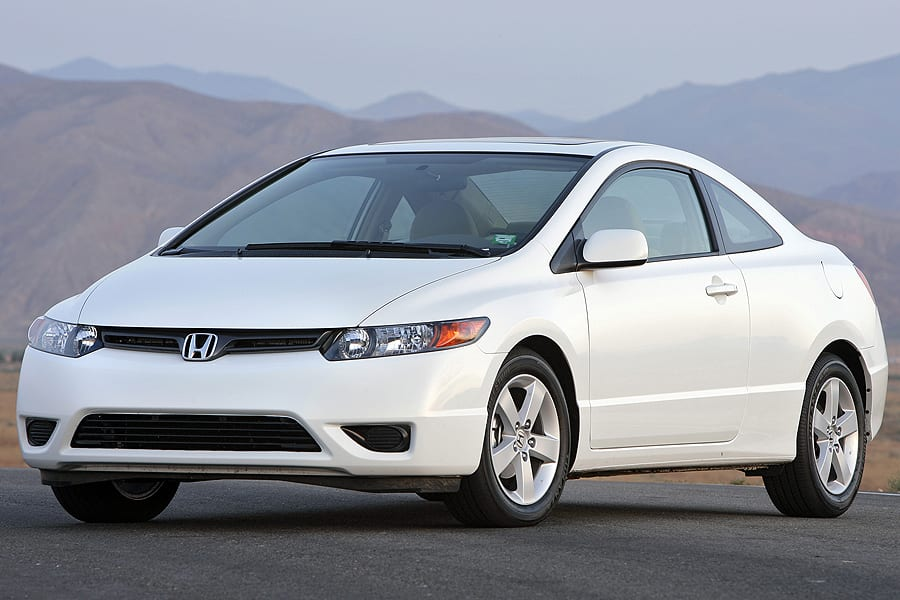 2007 Honda Civic 17