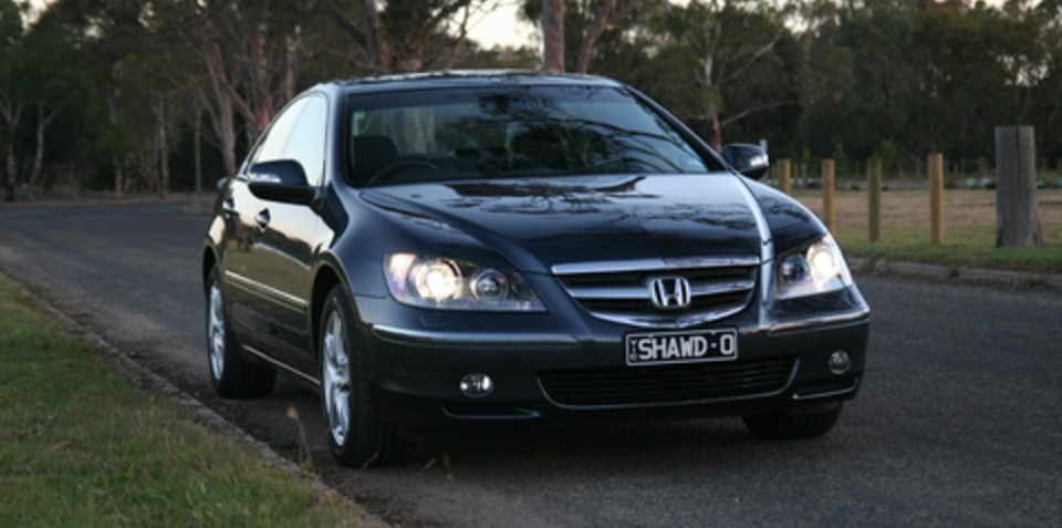 2007 Honda Legend #13