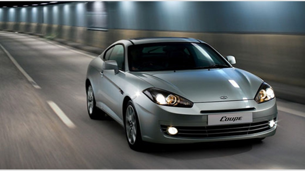 2007 Hyundai Coupe Photos Informations Articles