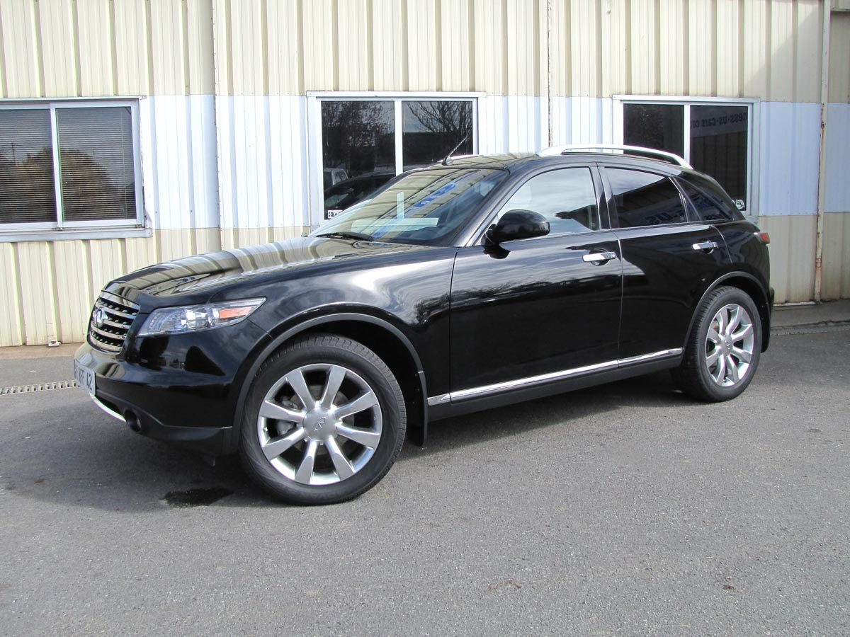 2007 infiniti fx35 photos informations articles bestcarmag com rh bestcarmag com 2002 Infiniti FX35 2007 Infiniti M35x
