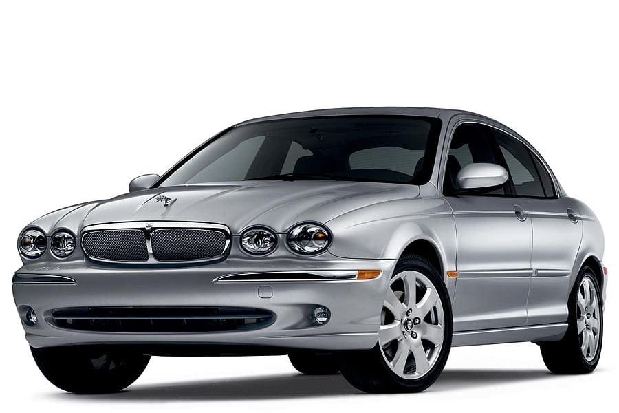2007 Jaguar X-type #19