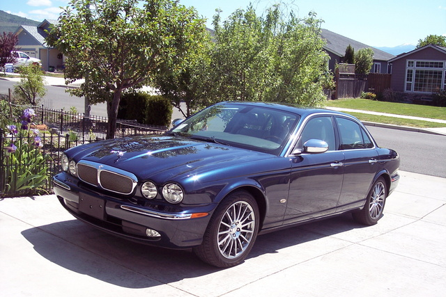 2007 Jaguar Xj-series #20