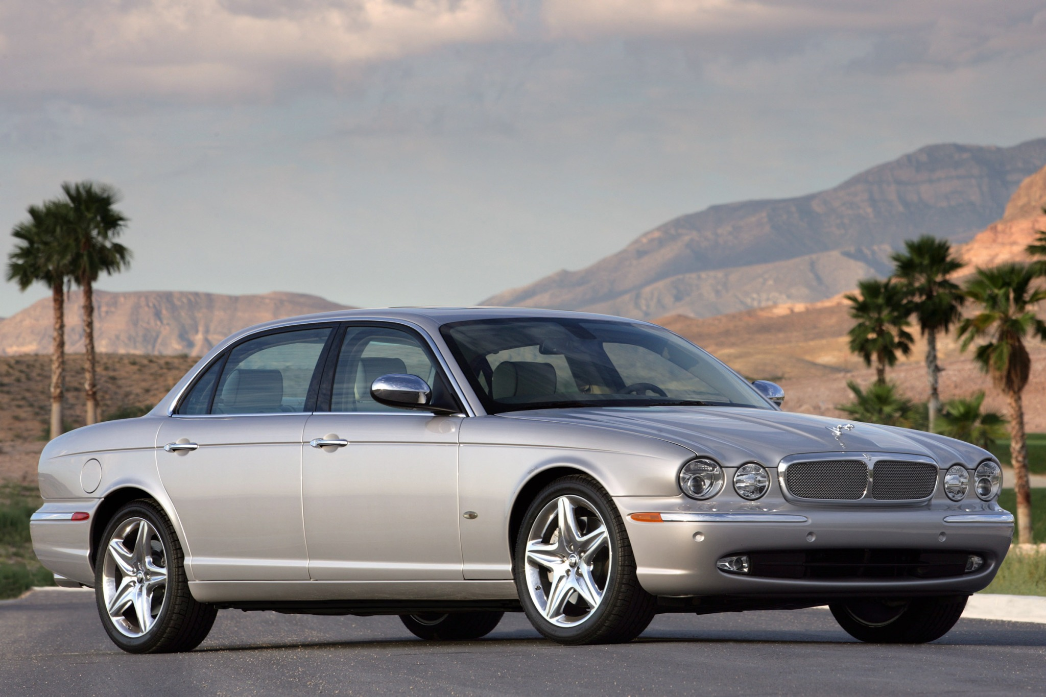 2007 Jaguar Xj-series #21