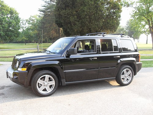 Exceptional 2007 Jeep Patriot #17