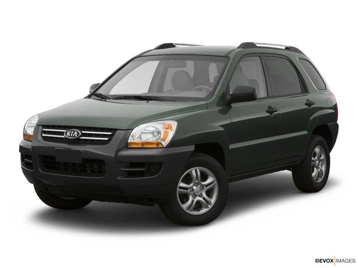 2007 kia sportage photos informations articles. Black Bedroom Furniture Sets. Home Design Ideas