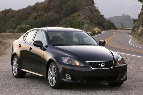 2007 Lexus Is 350 #17