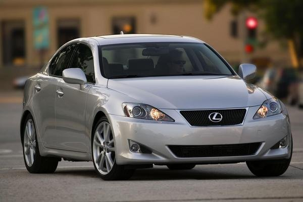 2007 Lexus Is 350 #21