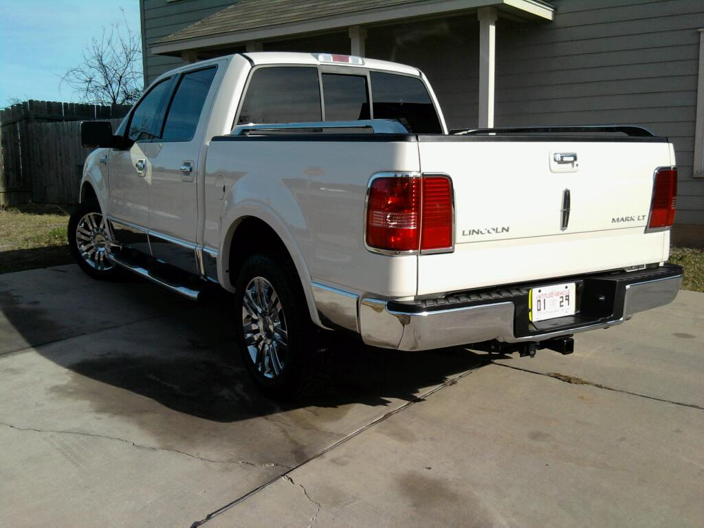 2007 Lincoln Mark Lt #19