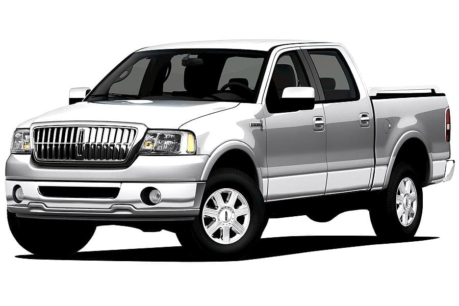 2007 Lincoln Mark Lt #18