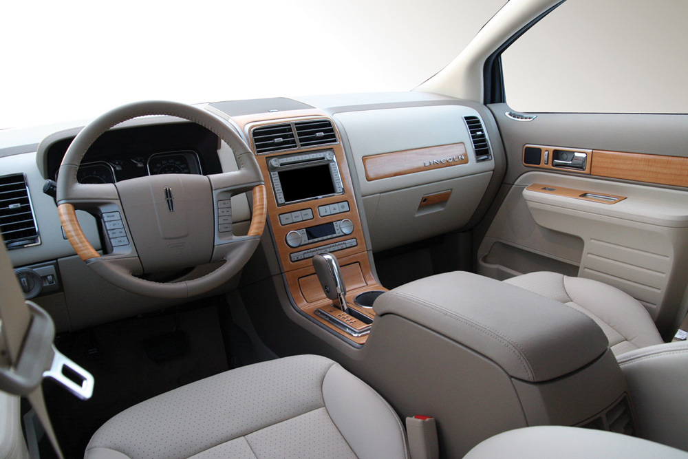 2007 Lincoln Mkx #16