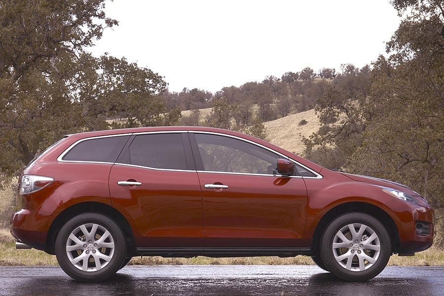 2007 Mazda Cx-7 Photos, Informations, Articles ...