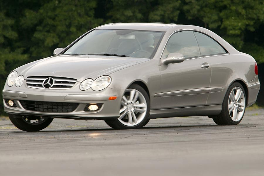 2007 Mercedes-Benz CLK #13