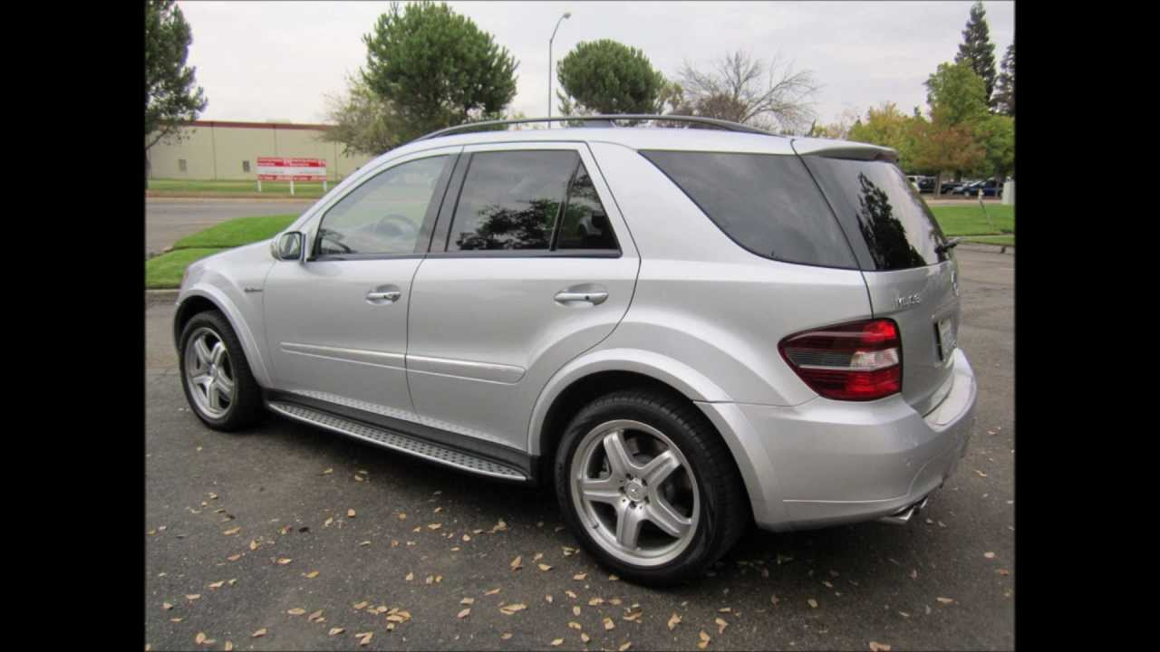 2007 mercedes benz ml photos informations articles. Black Bedroom Furniture Sets. Home Design Ideas