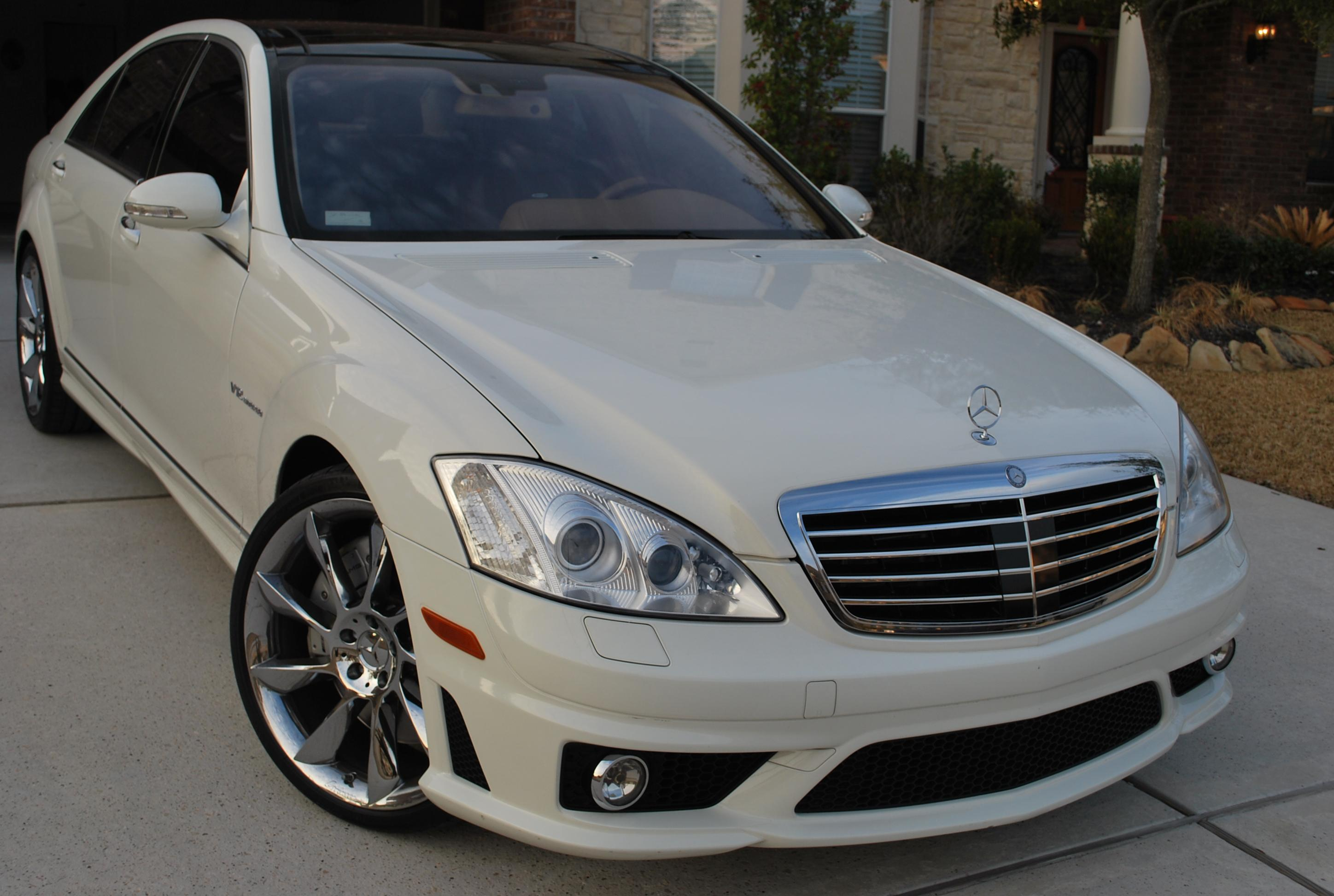 2007 mercedes benz s class photos informations articles