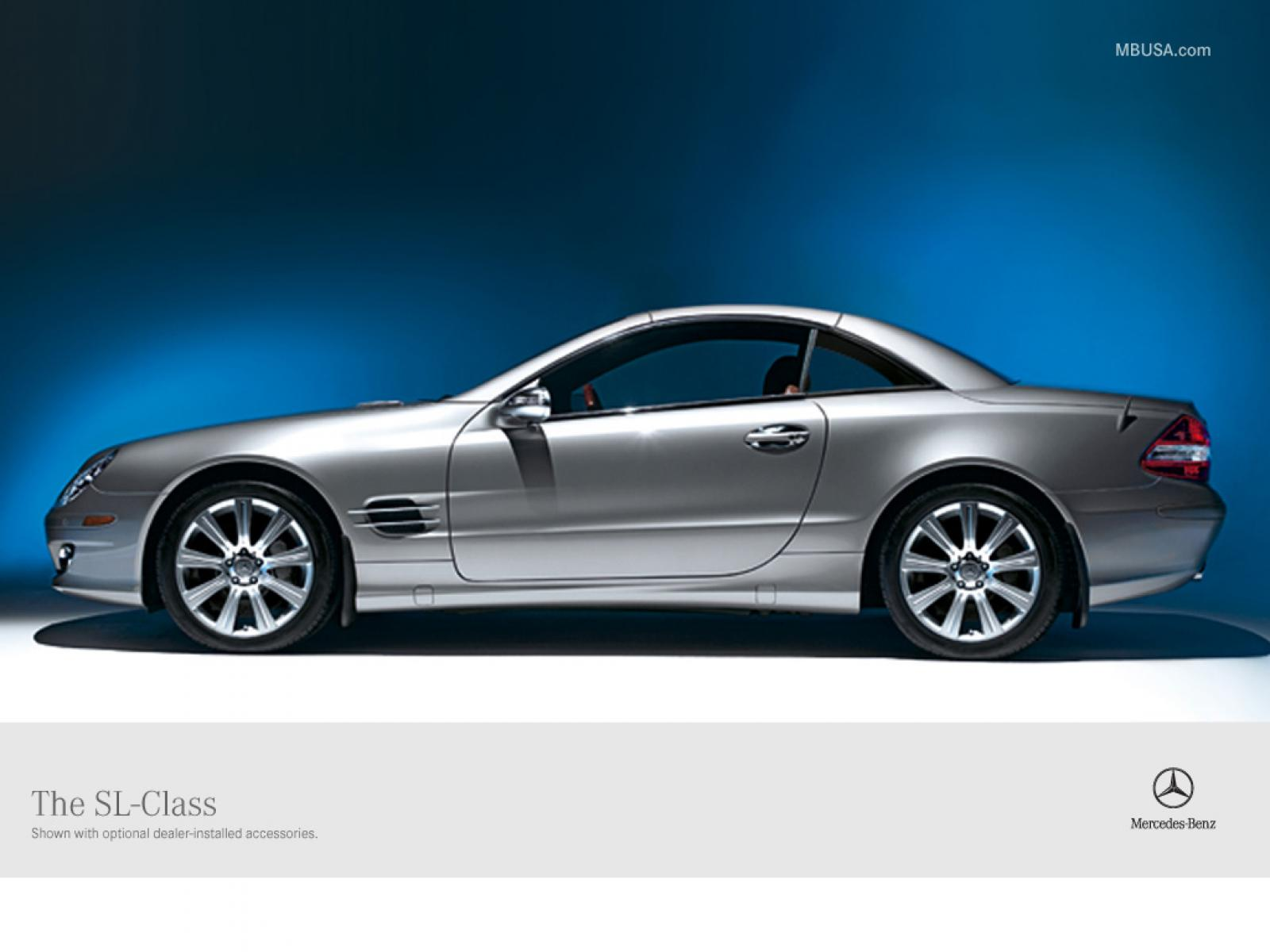 2007 Mercedes-Benz SL #20