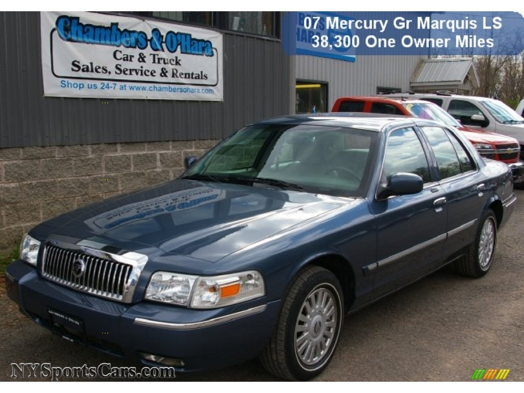 2007 Mercury Grand Marquis #22