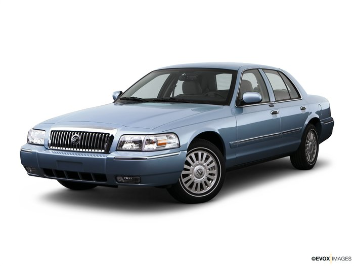 2007 Mercury Grand Marquis #20