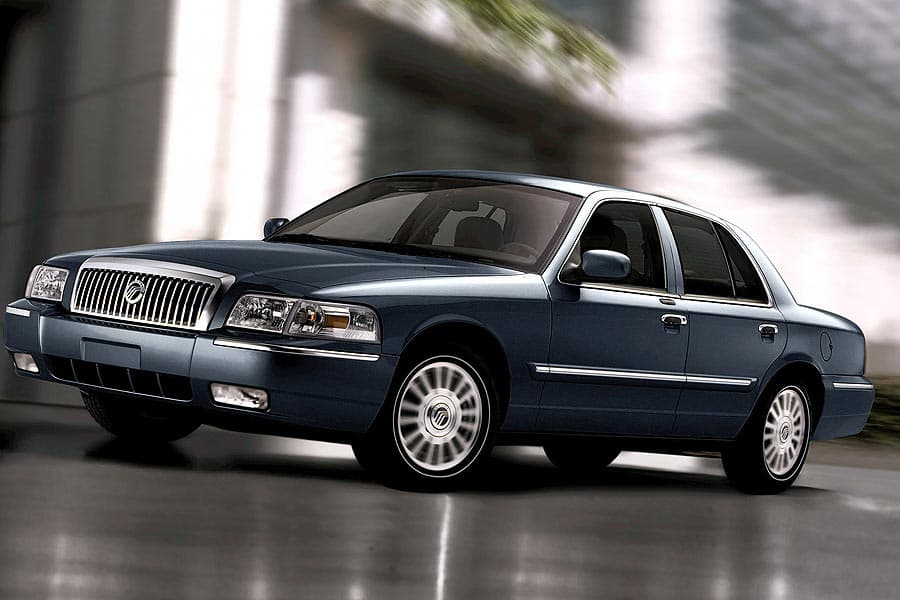 2007 Mercury Grand Marquis #19