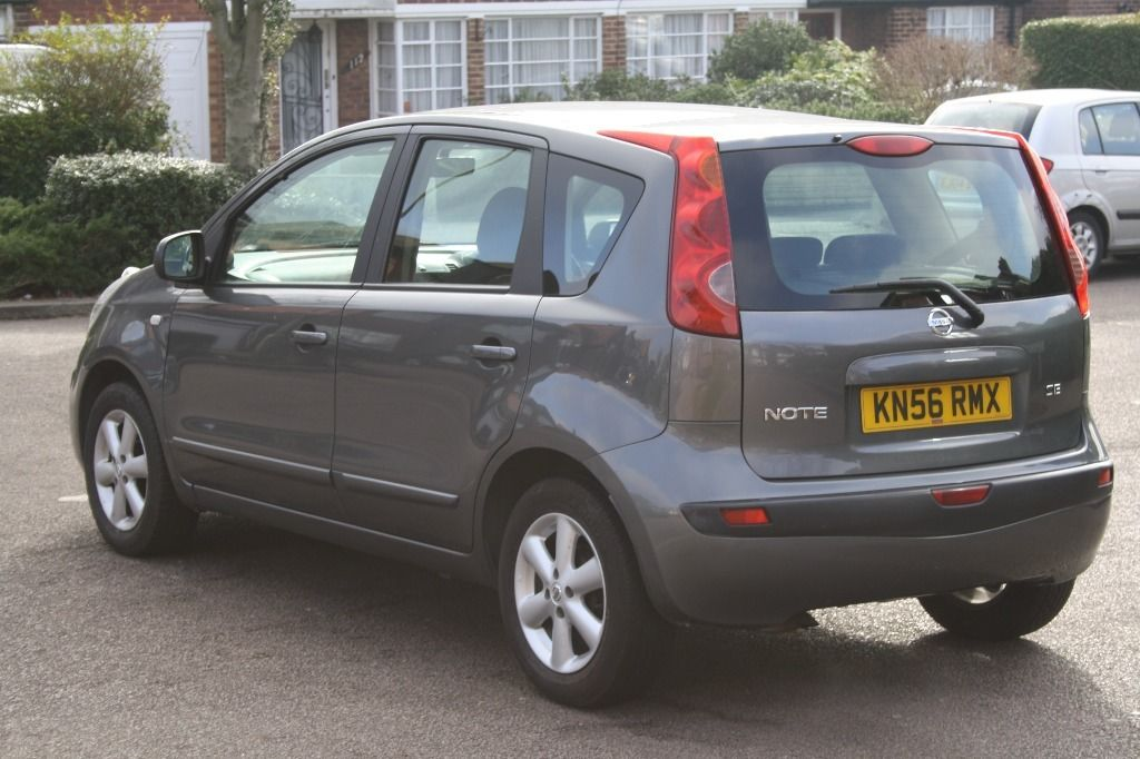 2007 Nissan Note #26