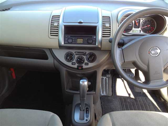 2007 Nissan Note #28
