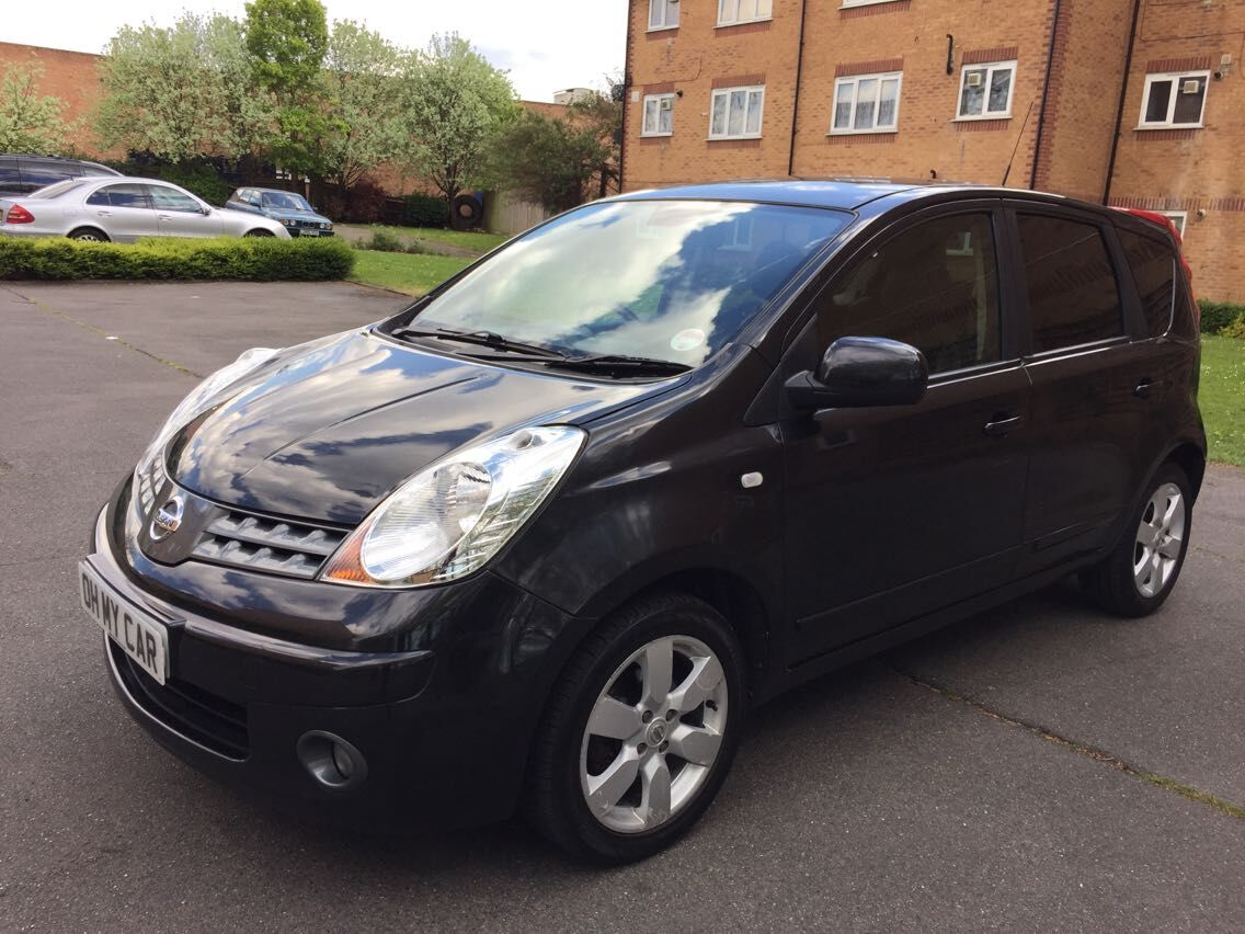 2007 Nissan Note #22