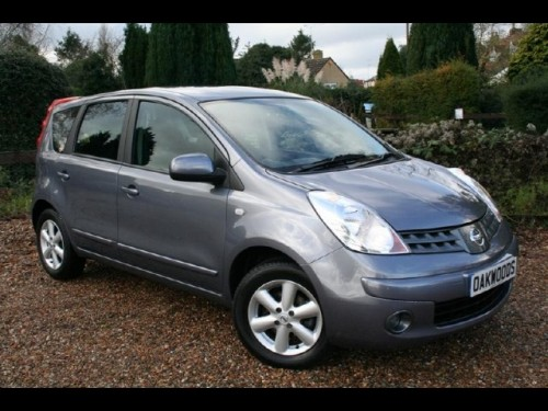 2007 Nissan Note #24