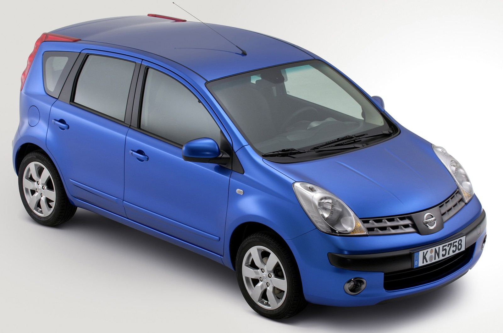 2007 Nissan Note #23