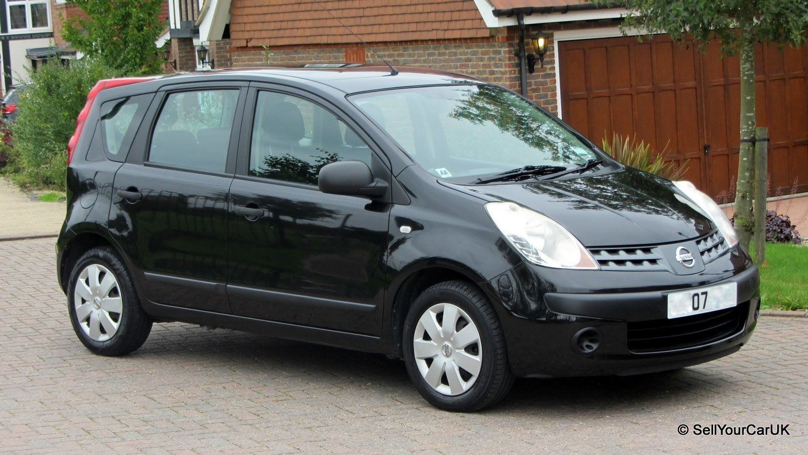 2007 Nissan Note #21